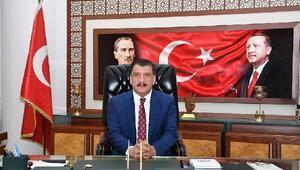 Başkan Gürkandan, Ramazan Bayramı mesajı