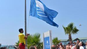 Antalyaya 4 yeni mavi bayrak