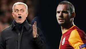 Jose Mourinhodan Sneijder ve Samuel Etoo itirafları