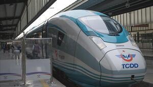 Son dakika... Hızlı tren seferleri 28 Mayısta başlıyor