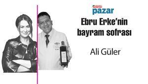 Ebru Erke bayram sofraları için Şef Ali Güler'den tadına doyulmaz bir limonata tarifi aldı