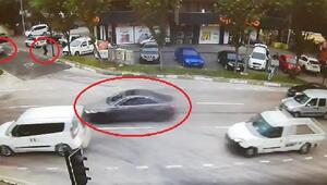 Trafikte karşılaştılar İşte saniye saniye silahlı çatışma