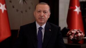 Son dakika: Cumhurbaşkanı Erdoğandan ramazan bayramı mesajı