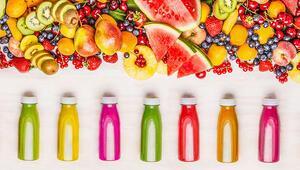 Zevkle tükettiğimiz meyve suları arasında en iyi 10u seçiyoruz