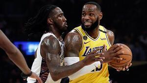 NBAde sezonun kalan maçlarının Orlandoda oynatılması planlanıyor