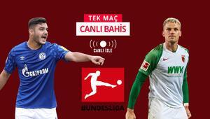Ozan Kabak ilk 11e dönüyor mu Schalkenin Augsburg önünde iddaa oranı...