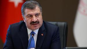 Sağlık Bakanı Koca son durumu paylaştı Azalma devam ediyor