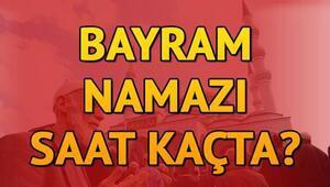 Bayram namazı vakitleri 2020: İstanbulda bayram namazı saat kaçta Bayram namazı saatleri Diyanet tarafından paylaşıldı