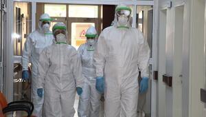 Bingölde 35 gün aradan sonra yeniden koronavirüs vakası görüldü