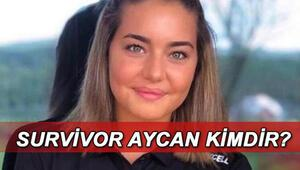 Survivor Aycan Yanaç kaç yaşında Aycan Yanaç kimdir, nereli İşte oynadığı futbol takımları