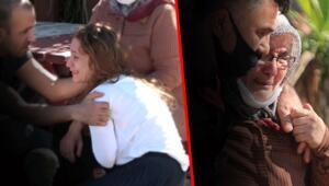 Antalyada haberi alınca gözyaşlarına boğuldular