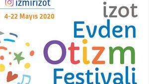 İZOT Evden Otizm Festivali İzmirde sona erdi
