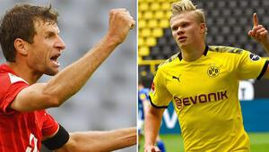 Bundesligada 28inci hafta dev maçla açılıyor
