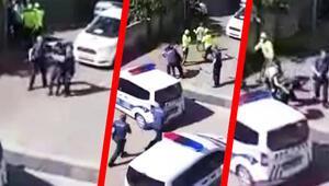 Görüntüler büyük tepki çekmişti... O polislere görevden el çektirildi
