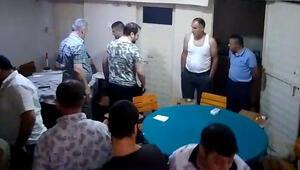 Kapalı kahvehaneye suçüstü kumar baskını: 51 bin 275 lira ceza kesildi