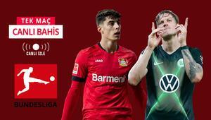 Bundesligada 2.5 ÜST arayanlar bu maçı kaçırmasın 3 gole iddaada...