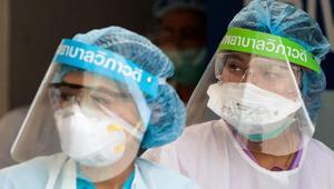 Asya ülkelerinde koronavirüs bilançosunda son durum
