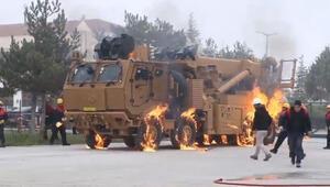 Savunma Sanayii Başkanlığı bu görüntülerle duyurdu Yeni teslimatlar yapıldı