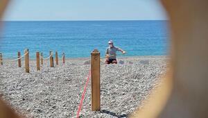 Son dakika haberler... Türkiyenin dünyaca ünlü sahilinde yeni kurallar belirlendi