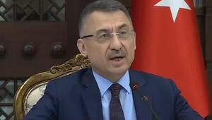 Cumhurbaşkanı Yardımcısı Fuat Oktay: Türkiye KKTCnin yanında olmaya devam edecek