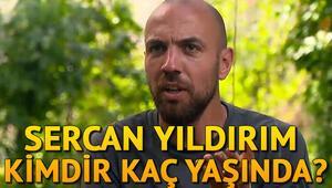 Survivor Sercan Yıldırım kimdir, kaç yaşında