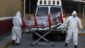 ABDde korkunç tablo Ölümlerin sayısı 100 bini geçti