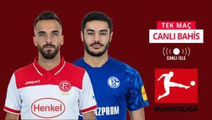 Bundesligada Türk Derbisi, iddaada TEK MAÇ Kenan Karaman, Ozan Kabakı konuk ediyor...