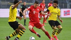Son dakika Borussia Dortmund 0-1 Bayern Münih | Maçın özeti ve golleri