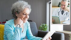 Kronik hastaların sağlığını yakından takip eden uygulama