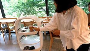 30 saniyede kahve hazırlayan robot