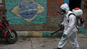 Son dakika haberler: Brezilyada Kovid-19da ürküten tablo