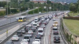 Son dakika... Kısıtlama sonrası İstanbulda bu sabah toplu ulaşım