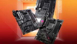 ASUStan yeni anakart serisi: AMD B550