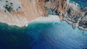 Türkiyenin Maldivleri Suluada, ıssız adaya dönüştü