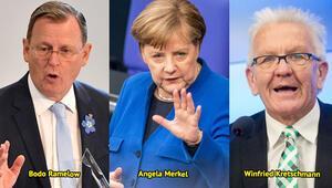 Merkel resti çekti: Ne aşı var, ne ilaç Herkes uyanık olmalı