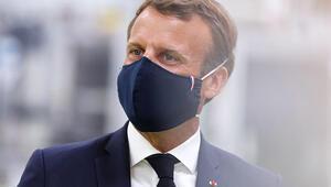 Korona Macron'un popülaritesini düşürdü