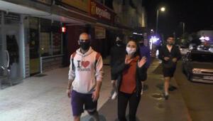 Karabük'te kısıtlama bitti, gece yarısı sokaklar doldu