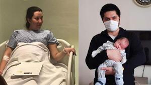 Dünyaya getirdiği bebeğinin kokusunu bile alamadı Bir bağış Dilek hemşireye can, Tunç bebeğe umut olacak