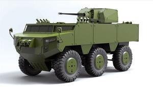 ASELSANın insansız kara aracı muharebelerinin kurallarını değiştirecek