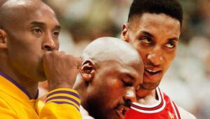 Scottie Pippen: Kobe Bryant Michael Jordandan daha iyiydi