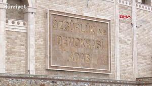 Demokrasive Özgürlükler Adası bugün açılıyor