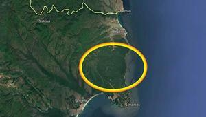 Karadeniz kıyısında önemli gelişme Askeri yasak bölge ilan edildi...