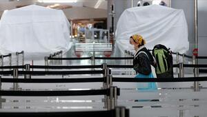Havalimanındaki tedbirler açıklandı Bu şartları uygulamayan yolculara izin verilmeyecek