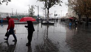 Havalar ne zaman ısınacak Perşembe günü yağmur var mı 28 Mayıs hava durumu tahminleri
