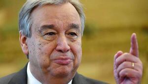 BM Genel Sektereri Guterres: Küresel ateşkes çağrılarım somut eyleme dönüşmedi