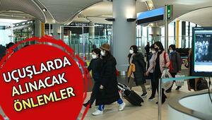 Havalimanlarında nasıl önlemler alınacak
