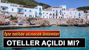Turizm otelleri ne zaman açılacak
