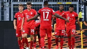 Alkışlar Bayern Münihe