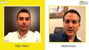 Nebil Evren: Fenerbahçede ibrenin Erol Buluta yakın olduğu kanaatindeyim
