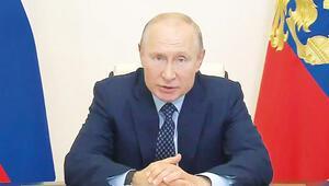 Putin'den Suriye hamleleri